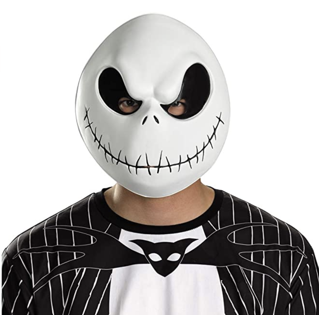 nightmare before christmas mask